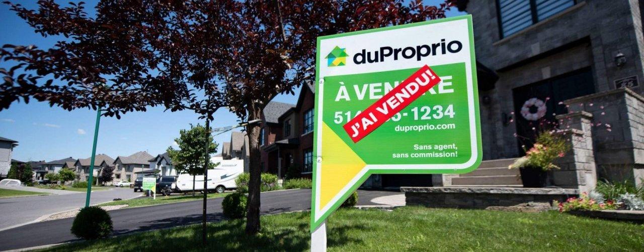 DuProprio vendu, Desjardins s'infiltre dans le marché immobilier